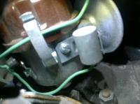 vw type 3 vacuum distributor