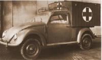 82e Kastenwagen Ambulance