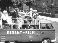 Gigant Film Euro Semaphore Single Cab SC Work Truck Europe Vintage Photo