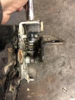 Automatic shifter refurbishment