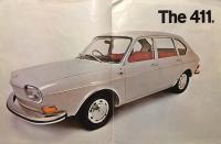 VW 411 RHD