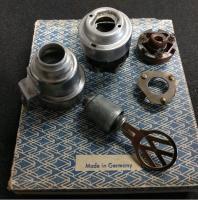 Restored 1959 bus ignition