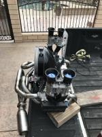 A1 exhaust on Autocraft street engine