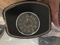 51 matching speedometer and clock