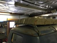 Westfalia Roof Rack cover by JCG