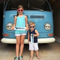 kids and the bus