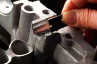double thrust cam bearing installation
