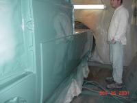 Restorations done right at Kustom Coach Werks