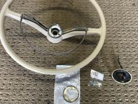 steering wheel, horn contact rings and hardware kit