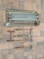 Westy Tent Poles and Bag