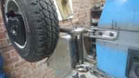 syncro spare wheel carrier