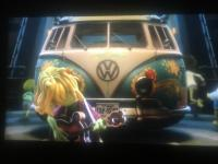"Bus on ""Planet 51"" movie"