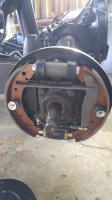 63 rear brake