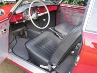 1965 Cherry red interior