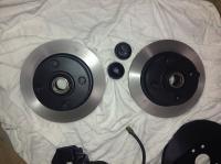Disc brake refurb