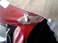 small rust repair