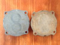 Kdf oil pump covers