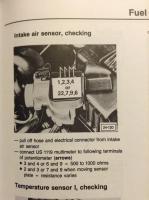 Digijet AFM terminal numbers