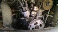 68 Bus oil leak