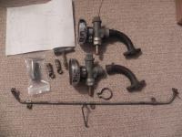 Amal Fischer duel carb kit 1951