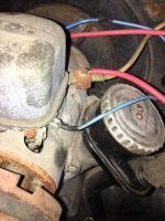 6v generator wiring