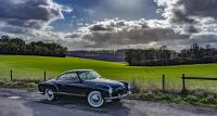 My '58 Karmann Ghia Coupe