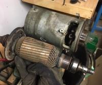 6v Generator and regulator rebuild