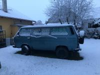 Syncro in snow