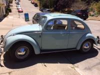 1961 Pastel Blue Ragtop