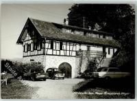 Oval at Hindelang Altdeutsches Haus