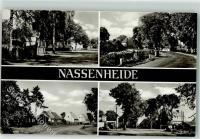 Nassenheide, Rzędziny, East Prussia