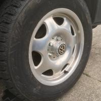 Caps for CLK wheels