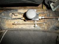 emergency brake bracket????
