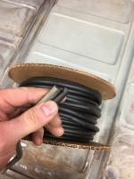 69 Bay Sunroof Pan Weather Stripping