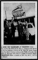 Ray Klock's Volkstown USA, Oakland, CA advertisements