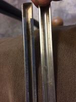 Ghia side trim comparison