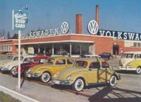 VW dealership or distributor