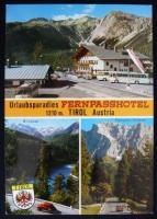 Nassereith an der Fernpassstrasse Tirol