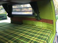 1977 Sage Green VW Westfalia Campmobile Project