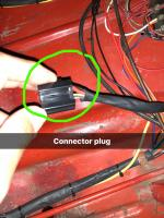 Lowlight Emergency Flash Wiring