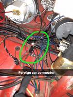 Lowlight Emergency Flash Wiring