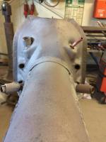 W30/26 chassis restoration begins