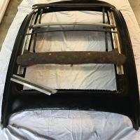 2 fold sunroof 63 roof 58-62 mechanism