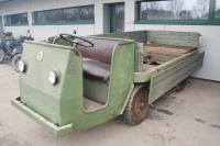 Miag Plattenwagen