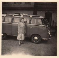 vintage vw barndoor photos