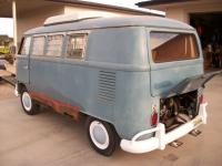 Hitest's '65 Westy long rocker