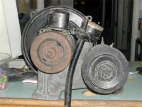 Duel generator stand 6 and 12 volt gen's