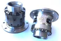 Swingaxle differentials