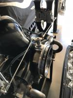 Custom push pull linkage by tom Schuh