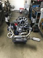Engine finally broke in. Ready to Dyno at Jaycee
